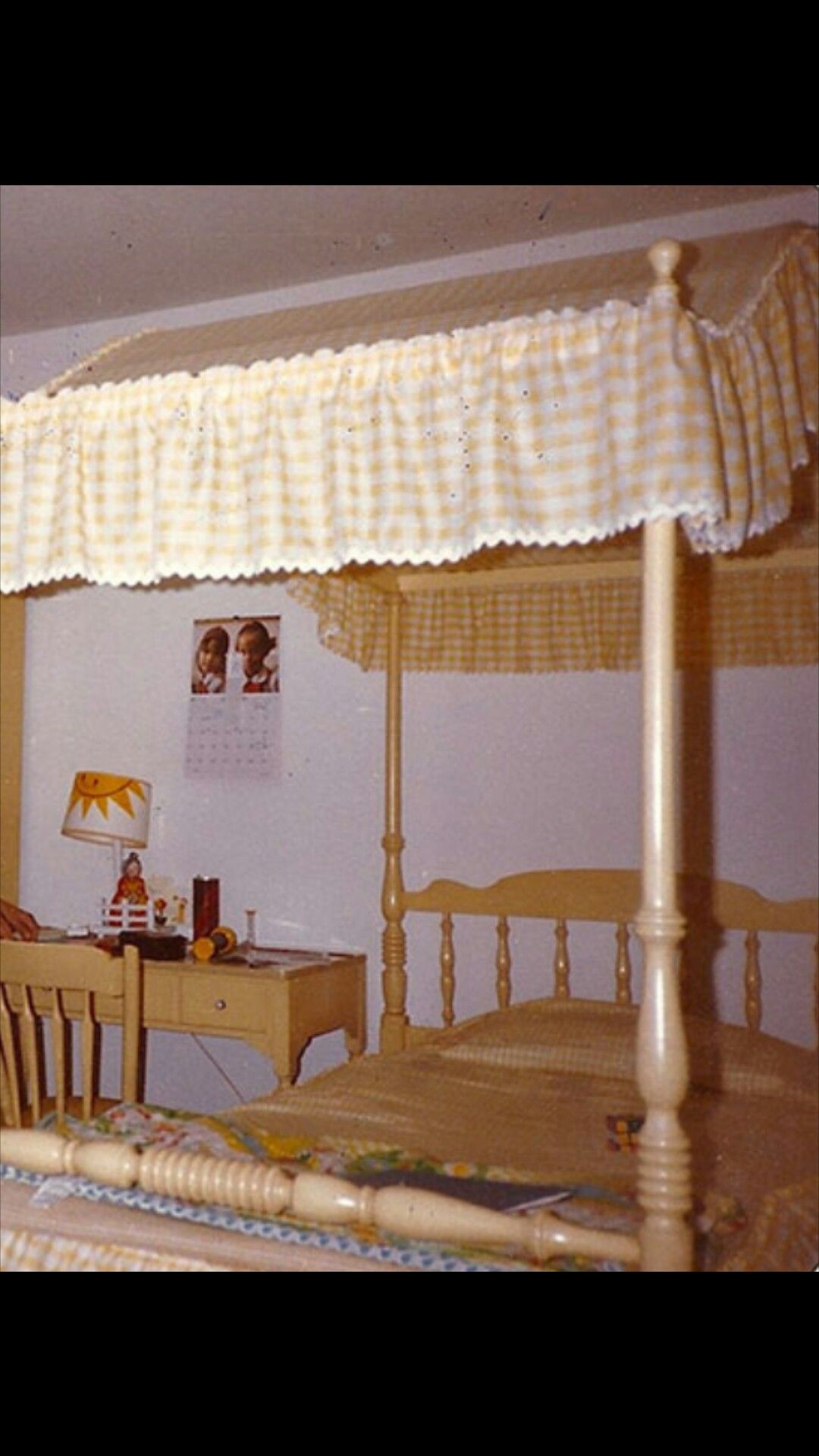 Ethan Allen My Yellow Bedroom Set 1970s 1980s With Images