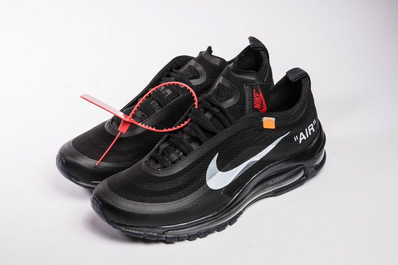 Off-White x Nike Air Max 97 Black AJ4585-001 Shoes4  90c4efdd1