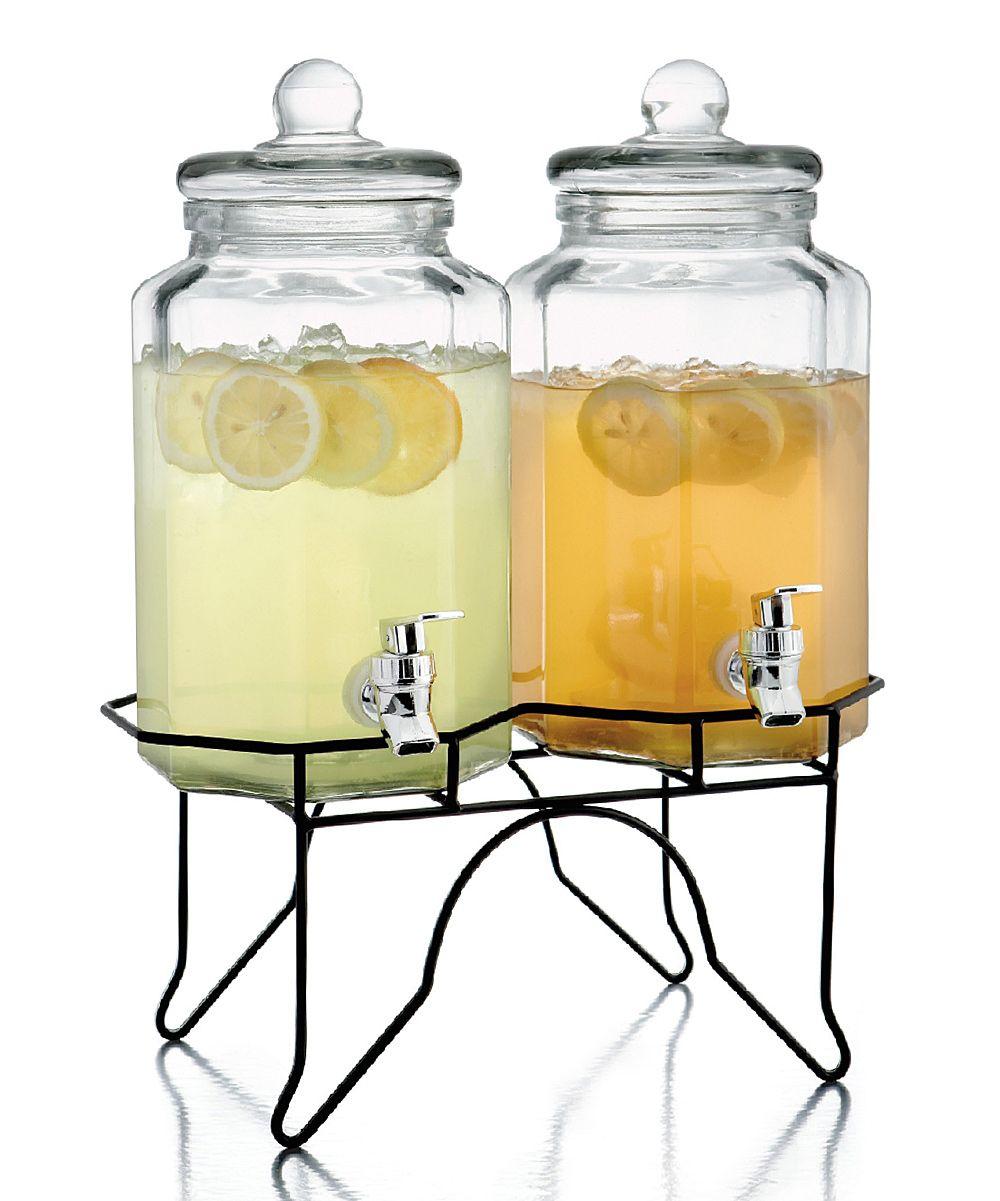 bonbonne en verre avec robinet id al pour toutes vos f tes disponible sur. Black Bedroom Furniture Sets. Home Design Ideas