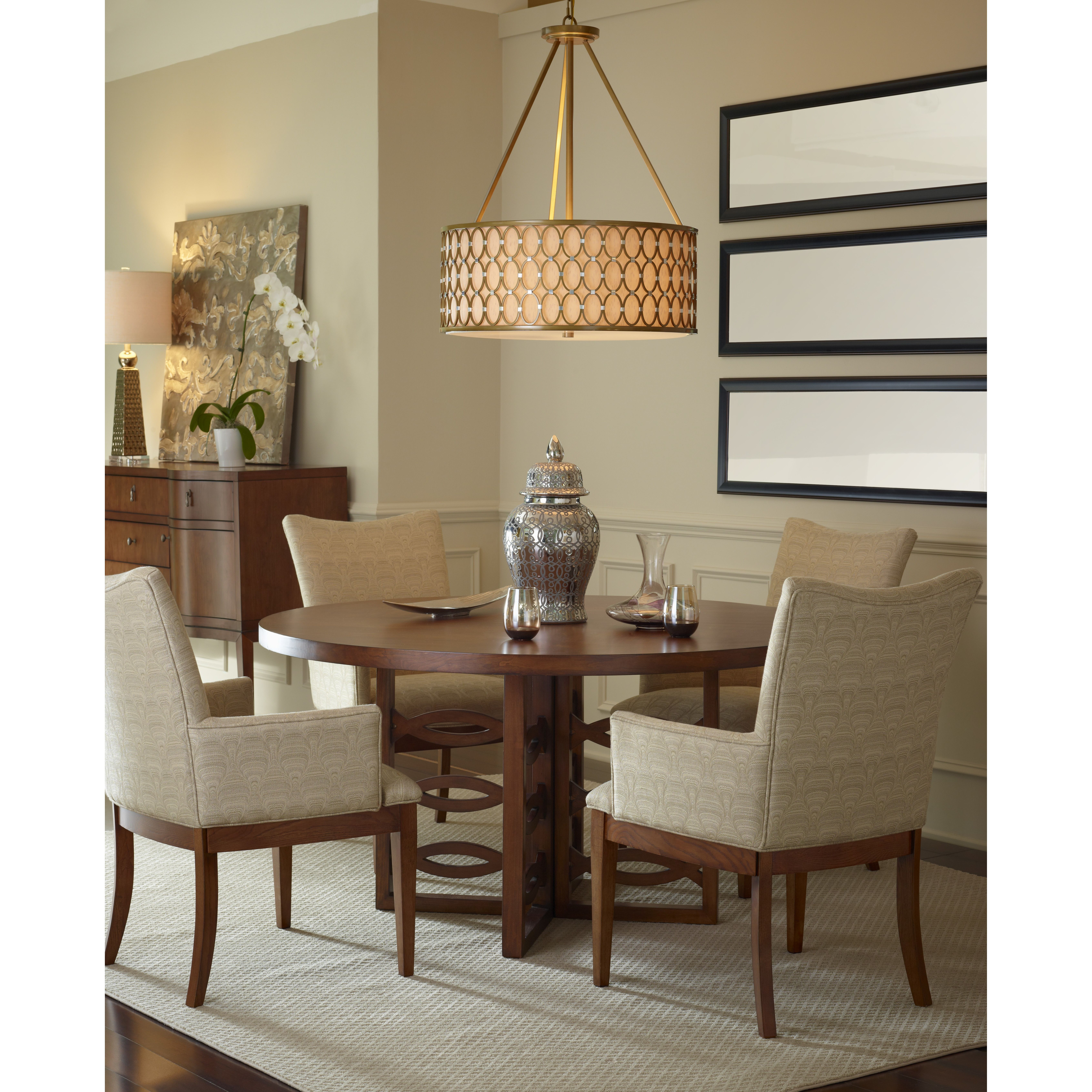 Darby Home CoR Delmont Arm Chair