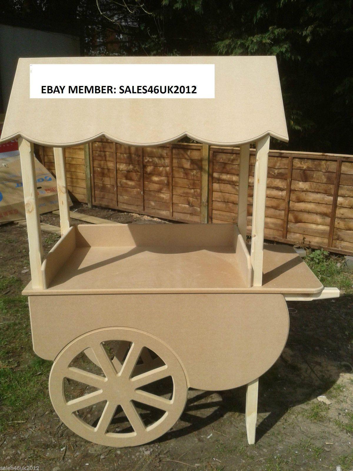 Wedding Sweet Cart Candy For Ebay