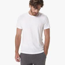 James Perse Men's Short Sleeve Crew Neck Shirt White Sz 3 (L) FASHION HAVEN http://ift.tt/1M28XjX