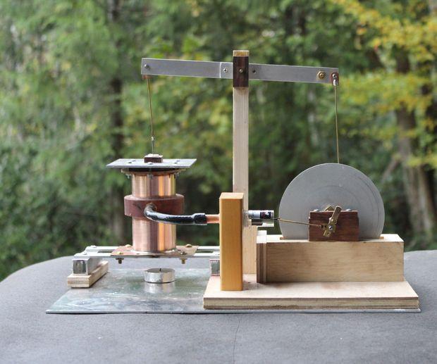 Los criterios de diseño para el motor de ciclo Stirling