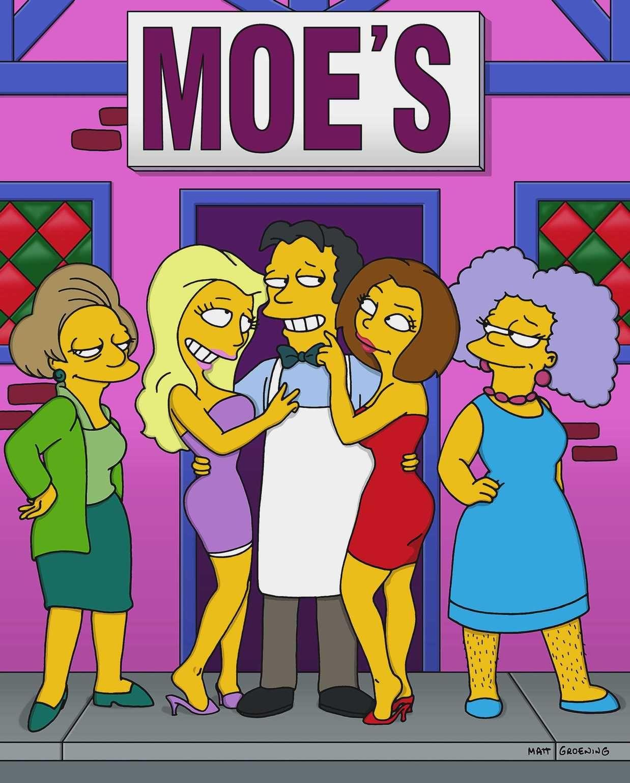 Pin Em The Simpson