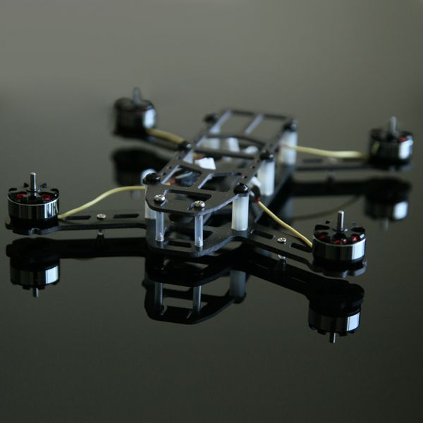 lktr120 micro fpv quadcopter frame kit with 4 dp03 6500kv motors
