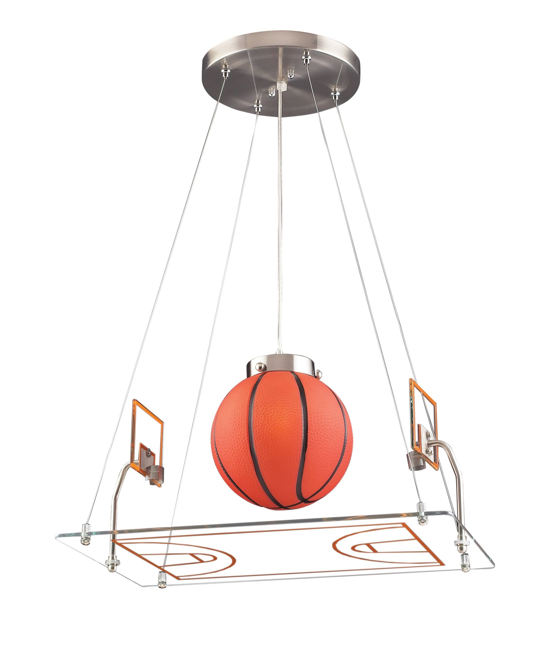 March Madness By Elk Lighting Available At Kitchen Designs Man Cave Sports Room