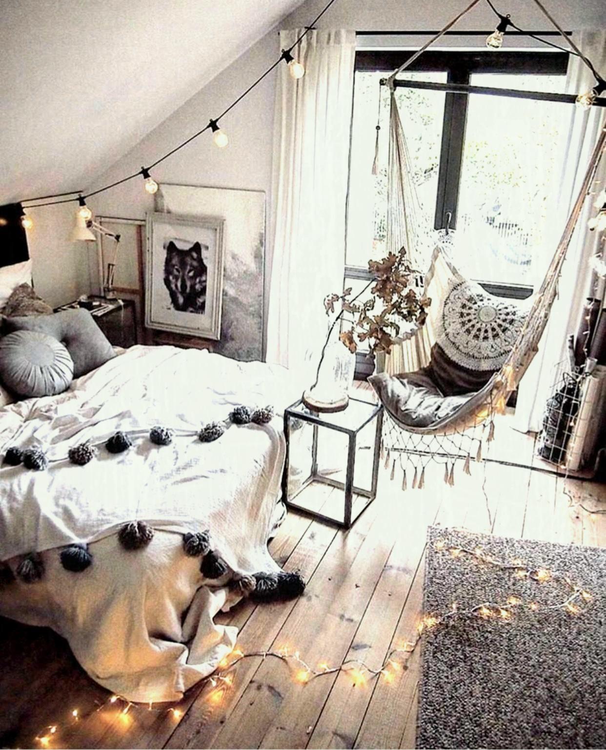 21+ Amazing Artsy Teenage Bedroom Ideas # ...
