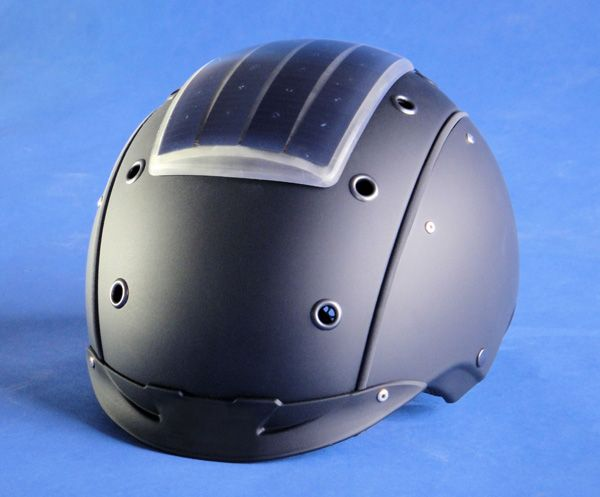 Solar Ski Helmet for they are closest to the sun :)