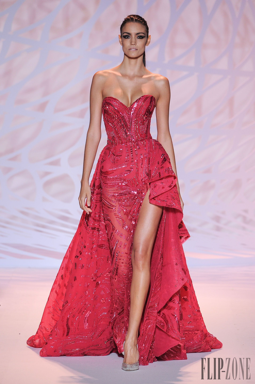 Zuhair Murad Fall-winter 2014-2015 - Couture - http://www.flip-zone ...