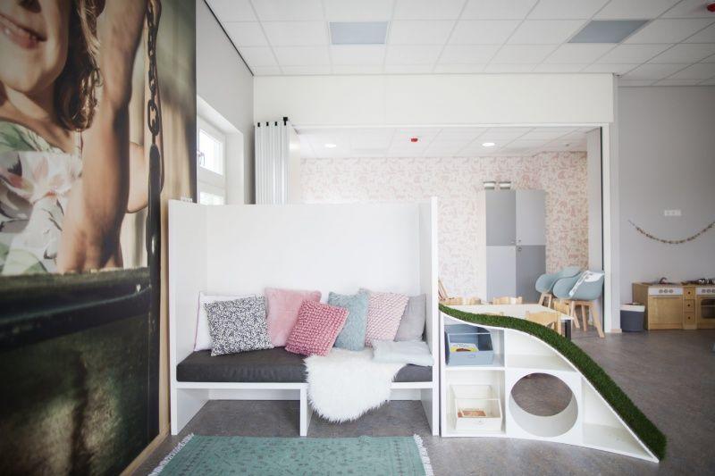 Ontwerp van een nieuw interieur van kinderopvang Simba | Peuter en ...