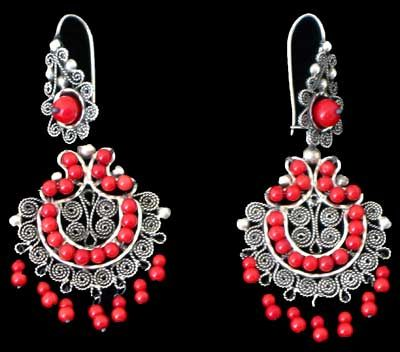 Indigenous Mexican Earrings Google Search