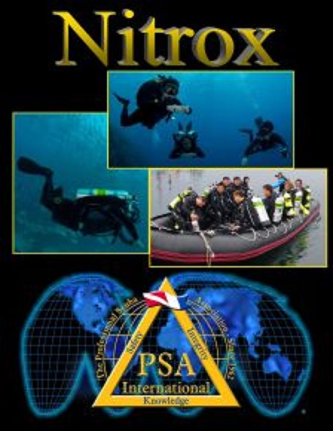 Books and Video 73993: Psai Nitrox Manual BUY IT NOW ONLY: $30.0