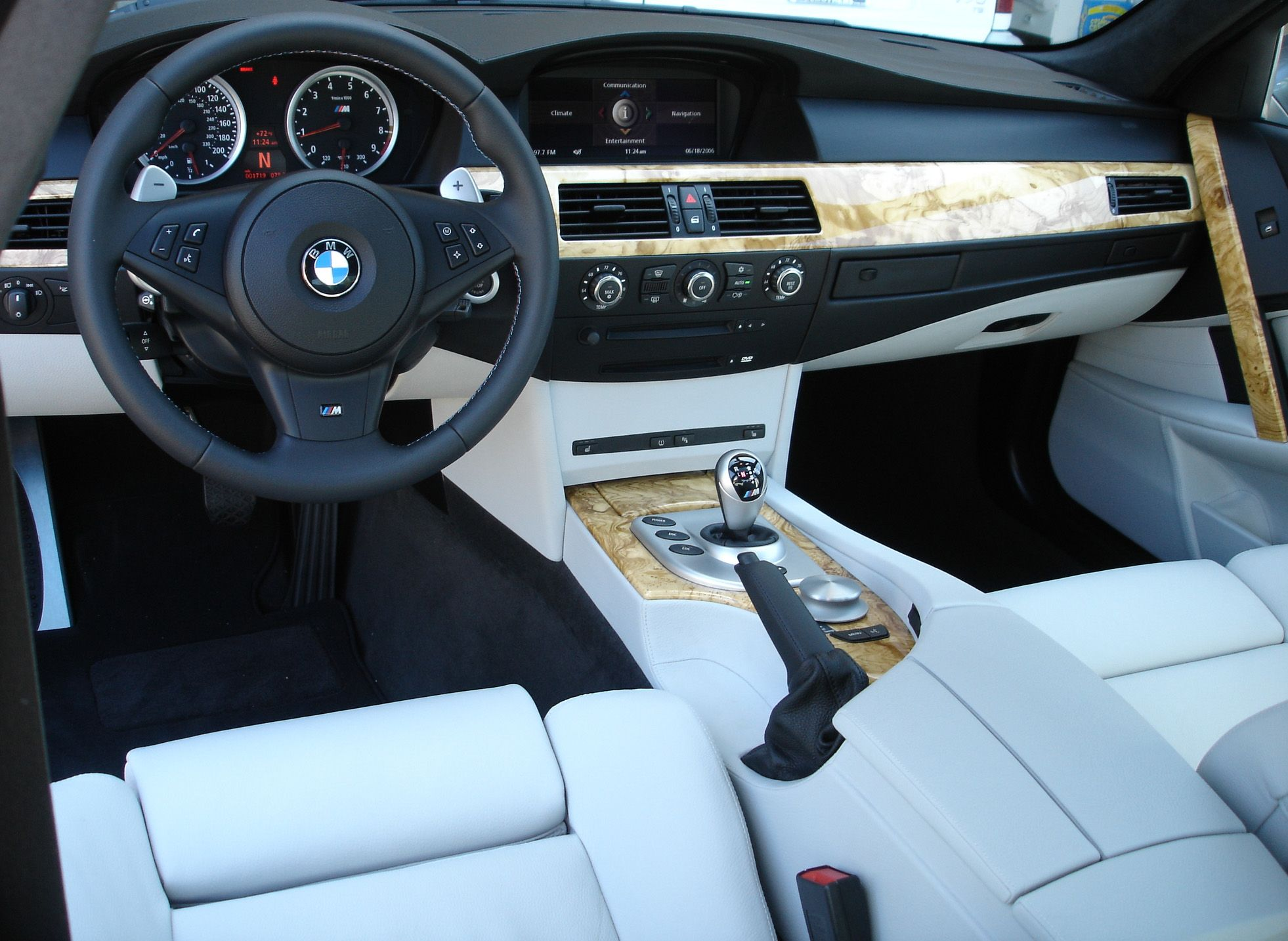 Bmw M5 Olive Pine Interior With Images Bmw Bmw M5 Steering Wheel