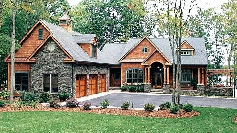 Lake House Plans Walkout Basement Basement House Lake Plans Walkout Walkoutbasementbe Craftsman Style House Plans Lake House Plans Basement House Plans
