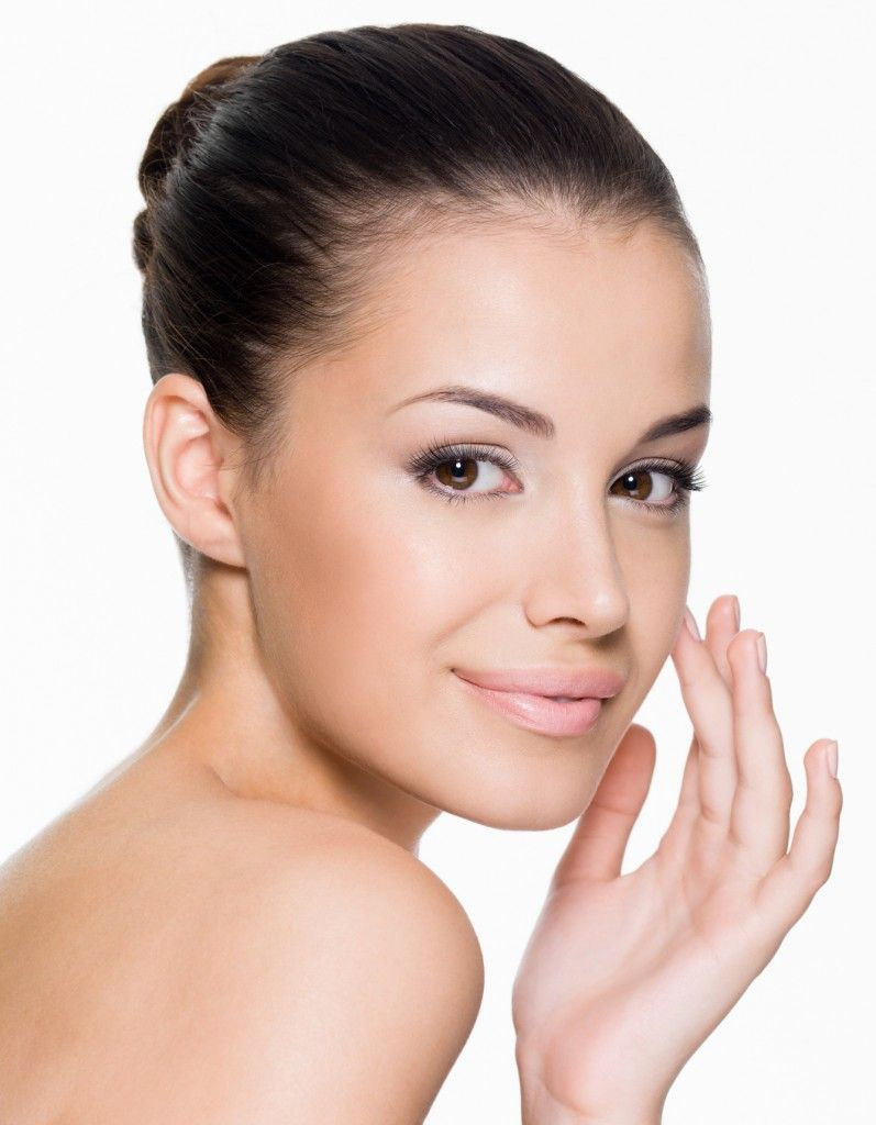Woman Cheeks Puffing Up Stock Photos & Woman Cheeks Puffing Up ...
