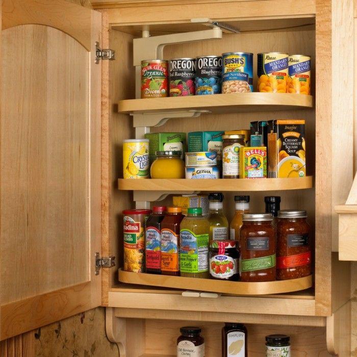 Kitchen Cabinet Organization Organizers Hoffco Reversearack