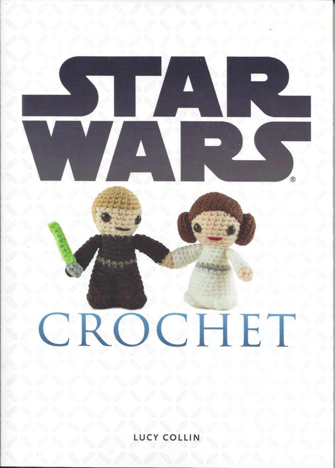 Star wars crochet lucy collin v2 | Pinterest