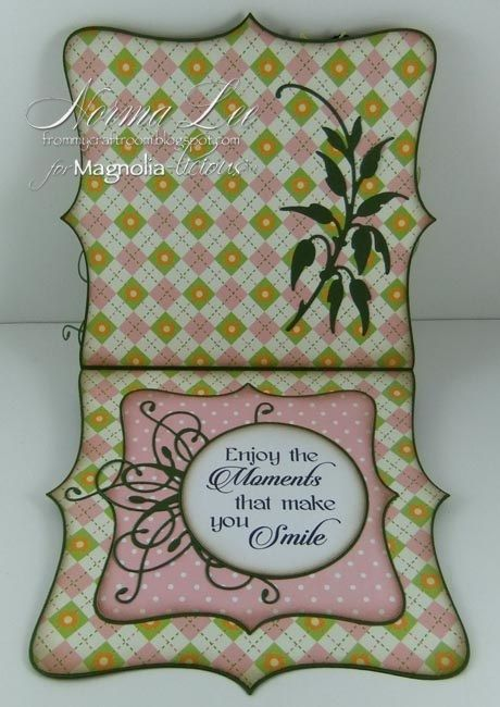 """From My Craft Room: A Special Day- Magnolia-licious """"W""""ednesday #78"""