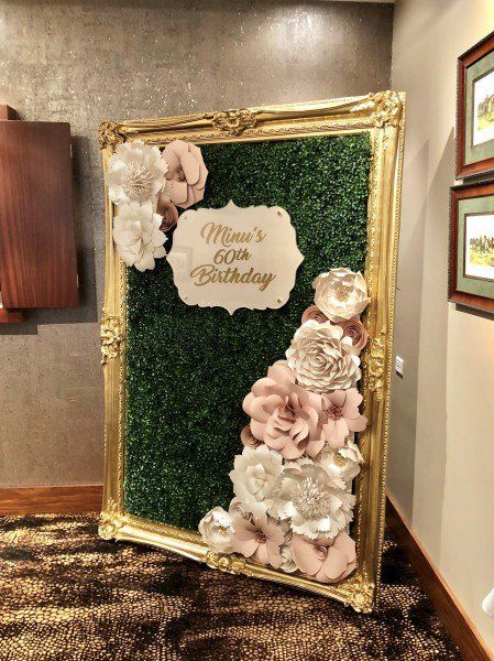 Flower Walls Flower Walls With Mirror Flower Backdrop Wedding Flower Wall Wedding Flower Wall Rental
