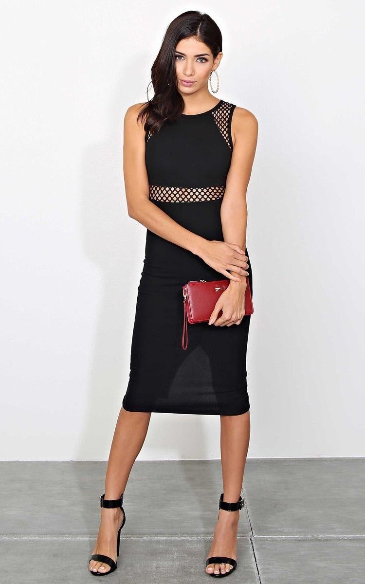 Rule breaker knit midi dress dresses shop dream closet