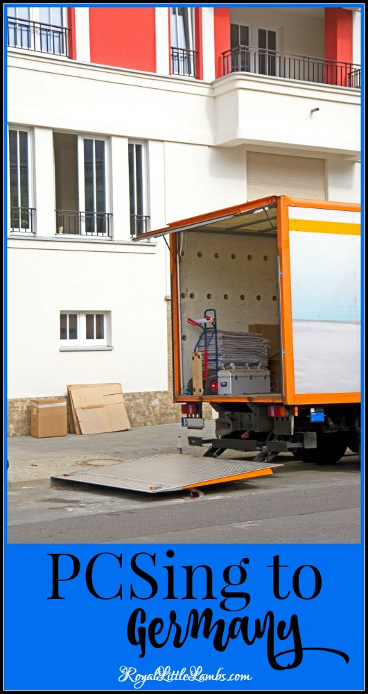 Here S A Guide To Pcsing To Germany From Getting Orders To Settling Into Your New House Stuttgart Germany