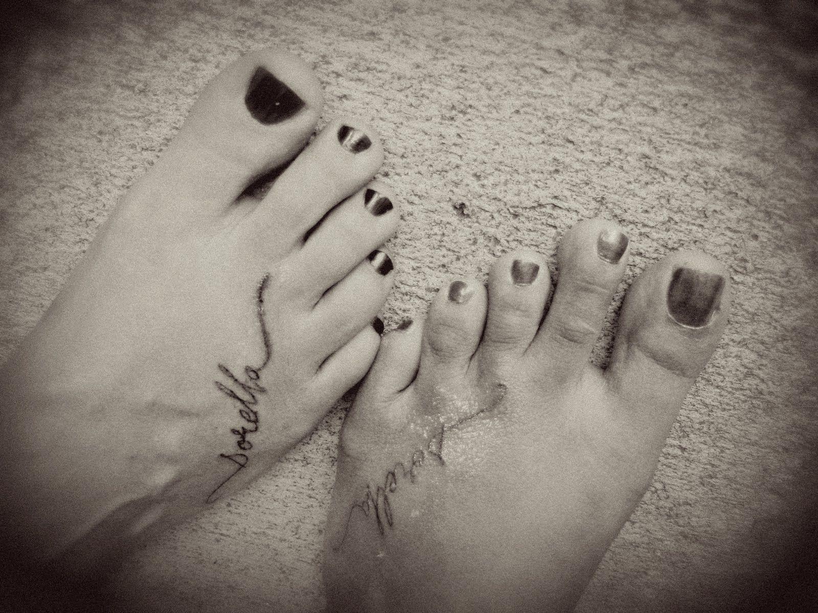 Italian tattoo words and phrases mixworld - Sister Tattoos