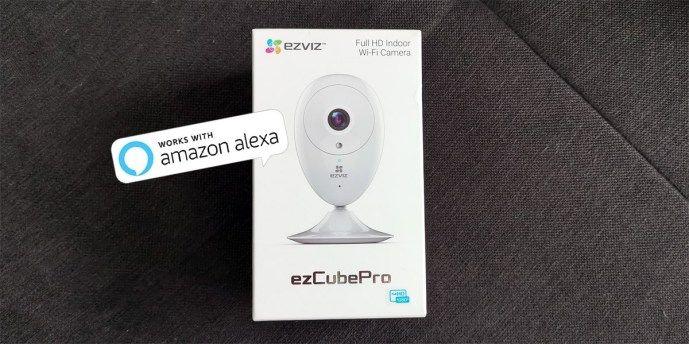 Ezviz Webcam Mit Alexa Zertifizierung Ausprobiert Blog Wlan