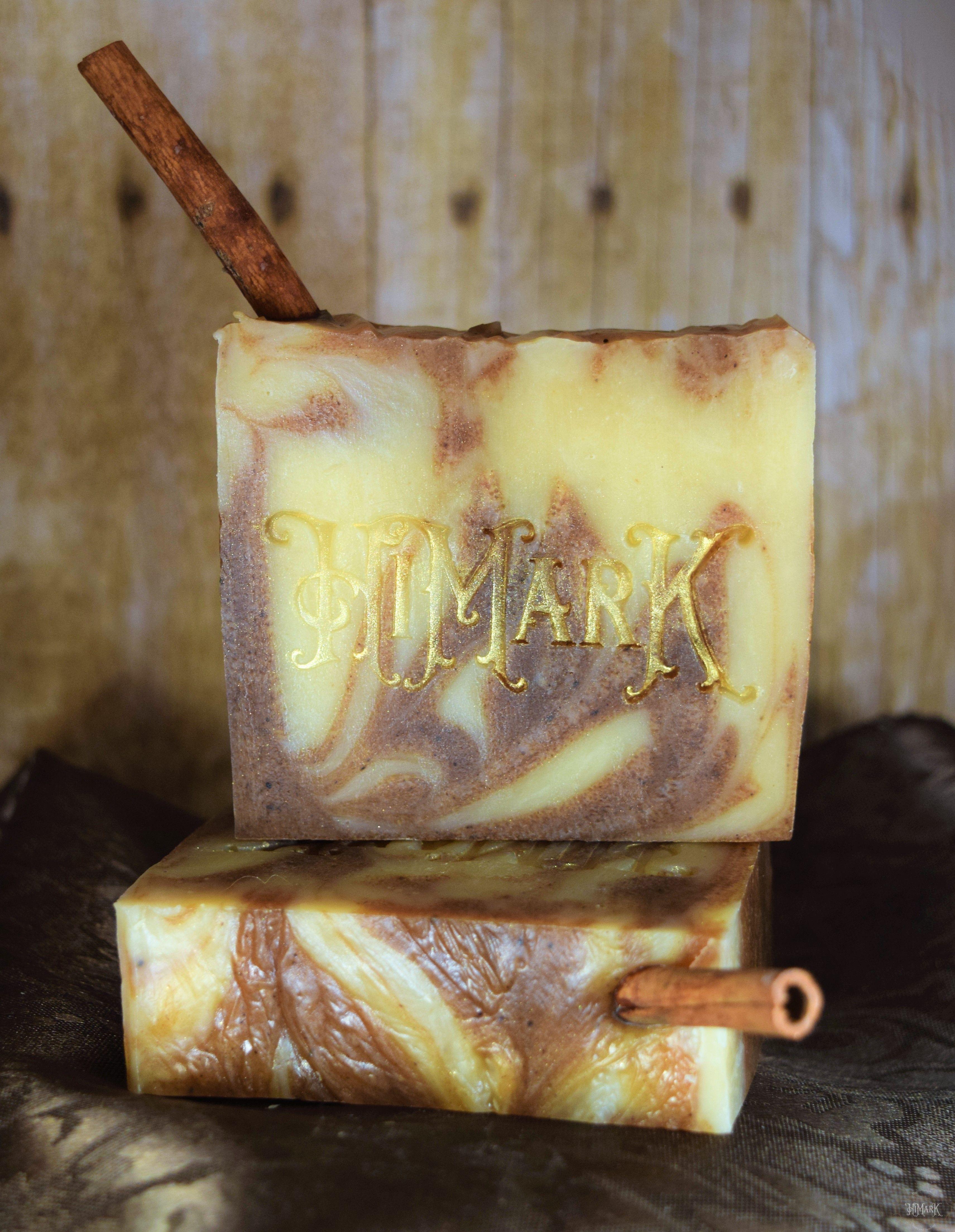 Carmenus spice cake himark soaps and sundries pinterest