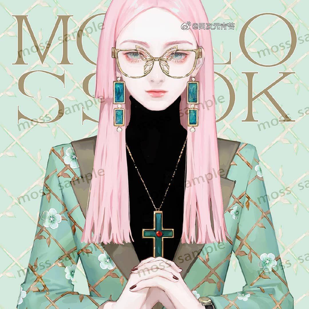 """moss trên Instagram """"mosslook"""" in 2020 Digital art"""
