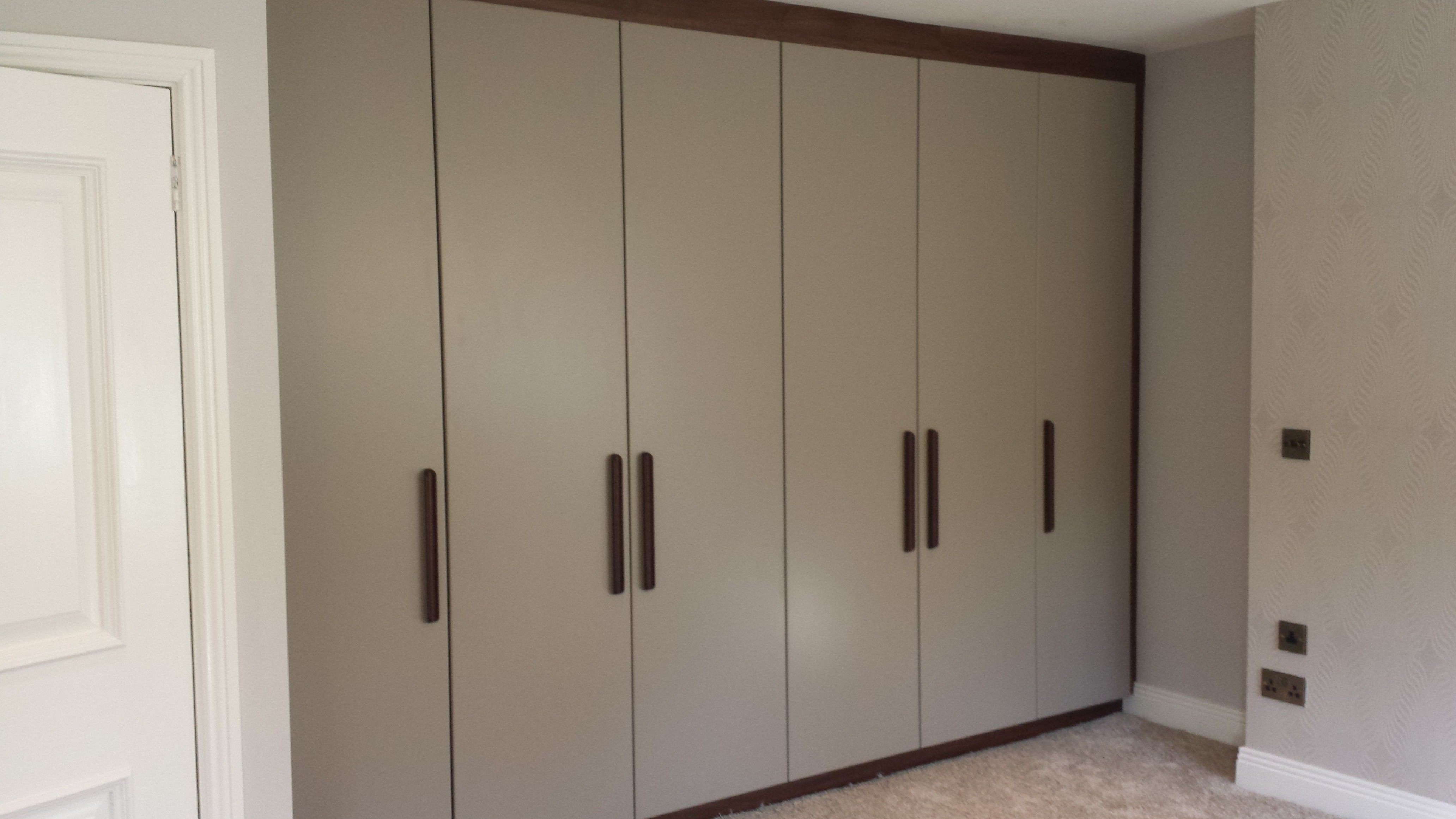grey custom and furniture made project wardrobe fitted brown file