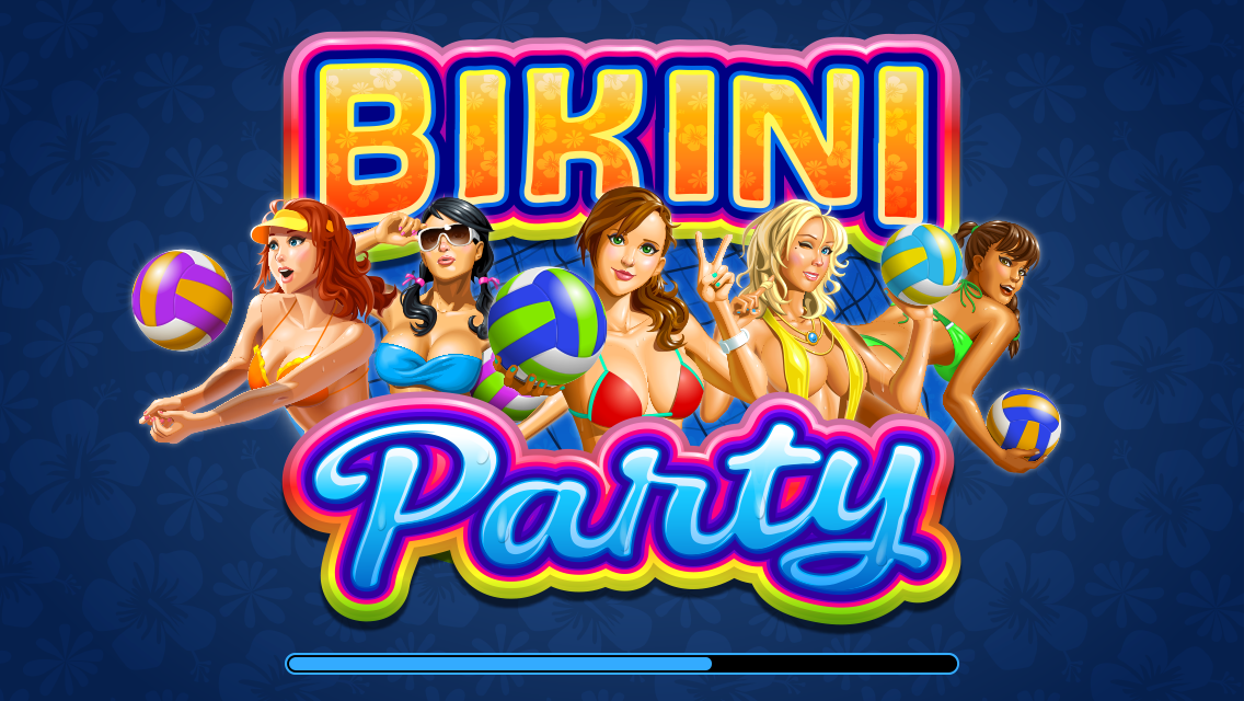 NEW Play our Bikini Party Slots Game for FREE or for real