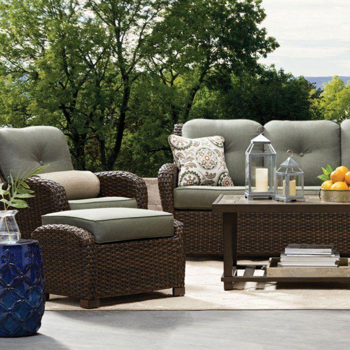 Member's Mark Agio Chelsea Sunbrella Seating Set (Sage ...