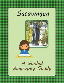 Guided Biography Study - Sacawagea