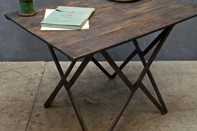 Portable Folding Table Legs, Vintage Wallpaper Table | Fold | Pinterest | Folding  Table Legs, Folding Tables And Vintage Wallpapers