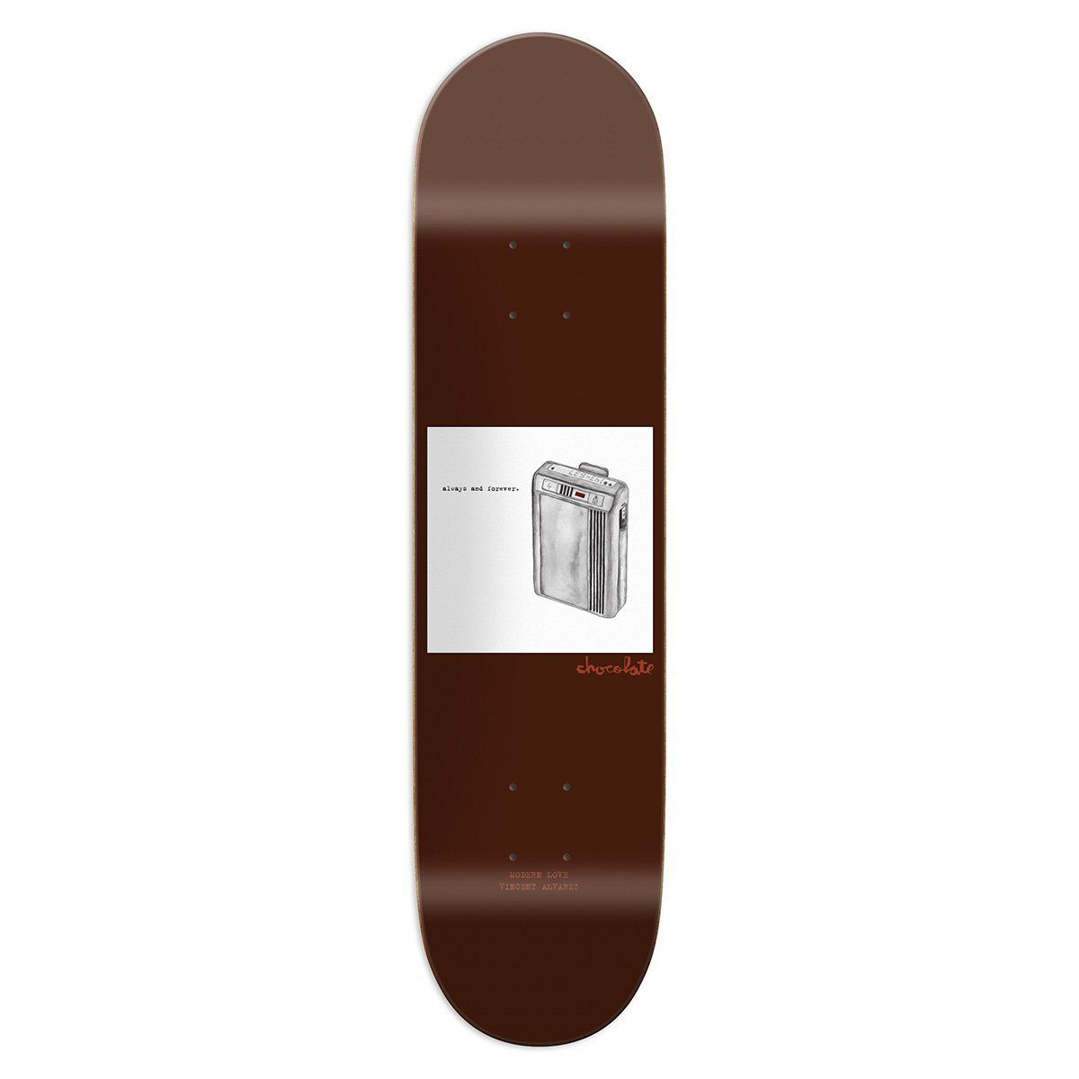 Chocolate Skateboards Modern Love Modern Love Chocolate Skateboards Modern