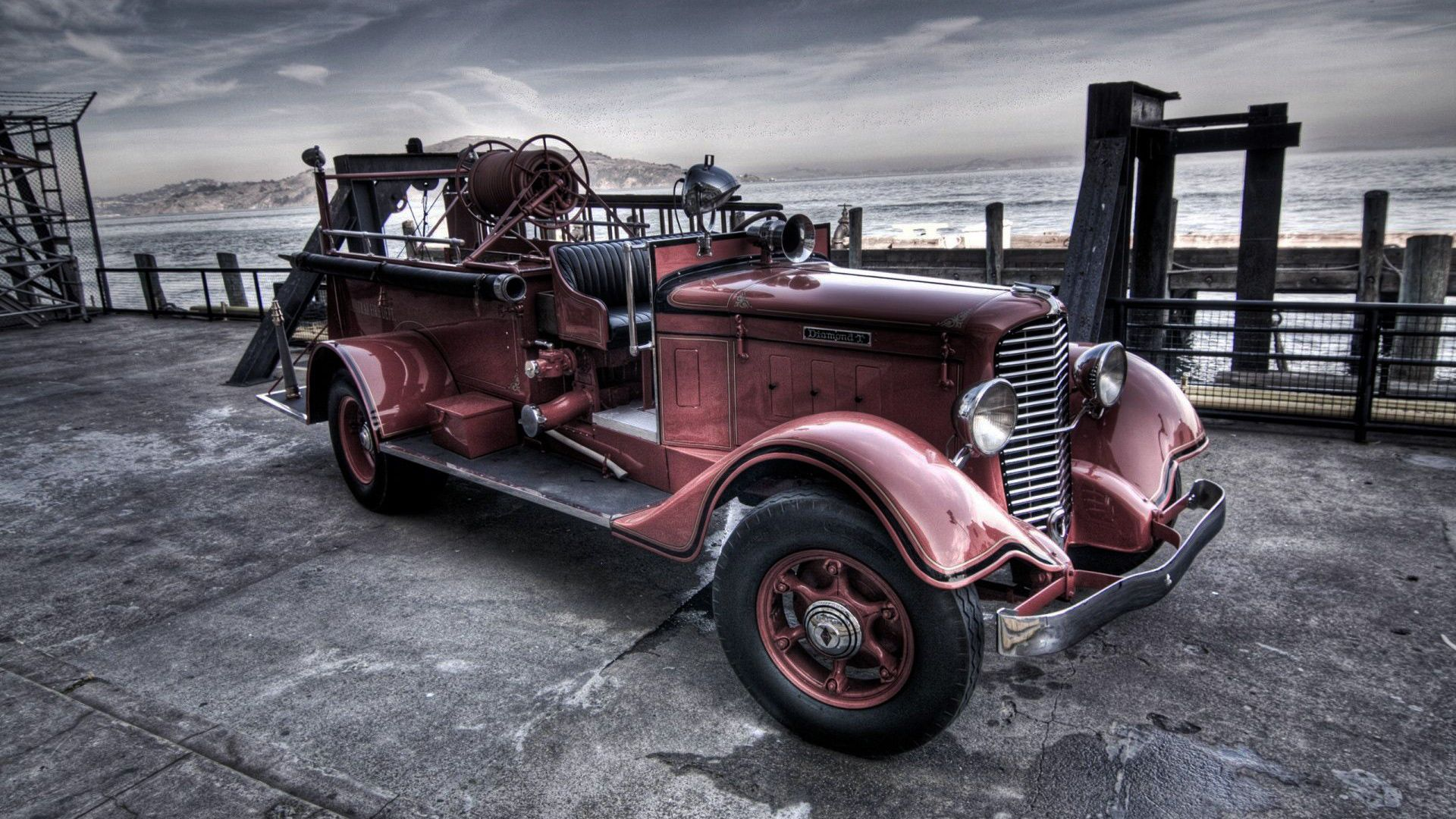 Old Fire Truck | PHOTOGRAPHY | Pinterest | Fire trucks, Fire engine ...