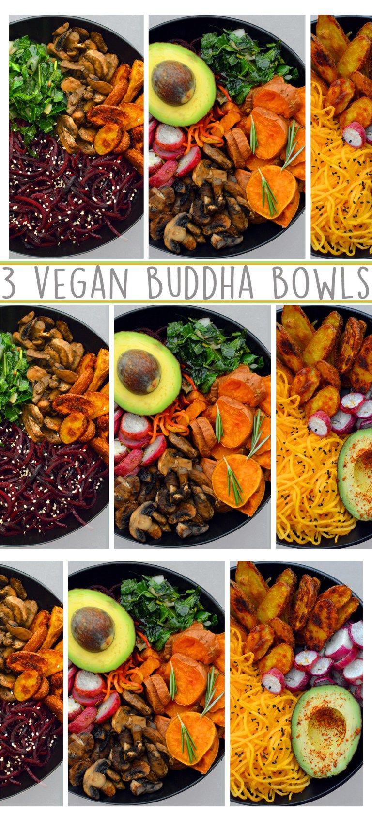 3 easy vegan buddha bowl recipes dairy free gluten free healthy 3 easy vegan buddha bowl recipes dairy free gluten free healthy easy forumfinder Images