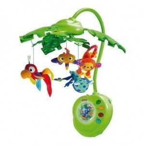 Fajna karuzela dla niemowlęcia nad łóżko. Zaciekawi każde dziecko i uśpi je na nocną drzemkę #toys #dziecko #zabawki