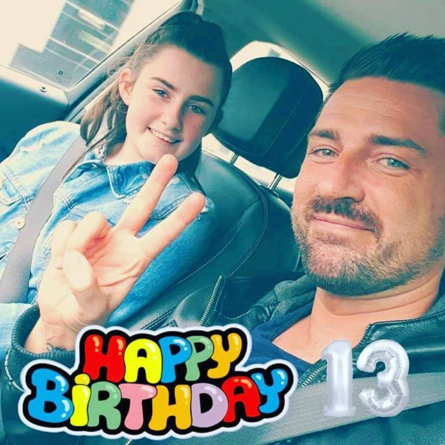 Happy 13th Birthday To My Beautiful Daughter And My Best