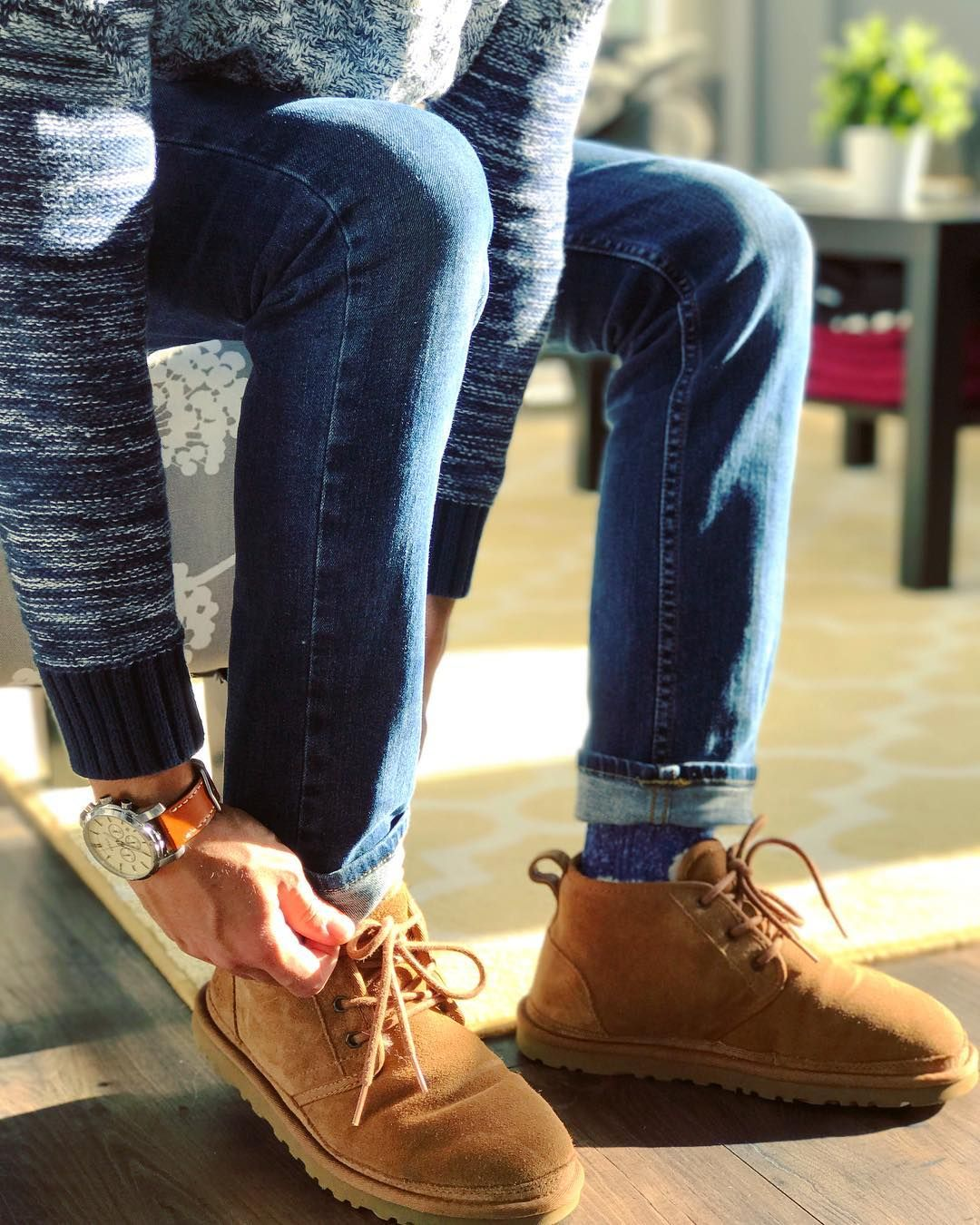 Mens UGG® Neumel Casual Shoe Chestnut in 2020 | Mens
