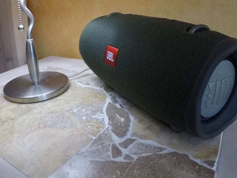 JBL Xtreme 2 Waterproof Speaker Review | Gear Gadgets and