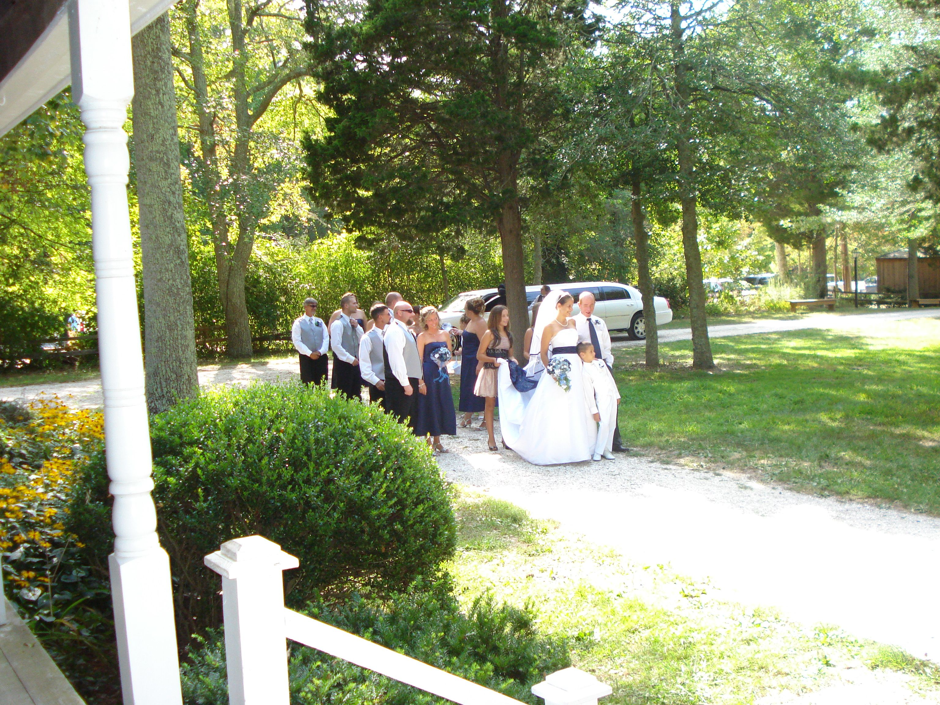 Historic Cold Spring Village Is Available For A Unique Timeless Venue To Hold You Wedding