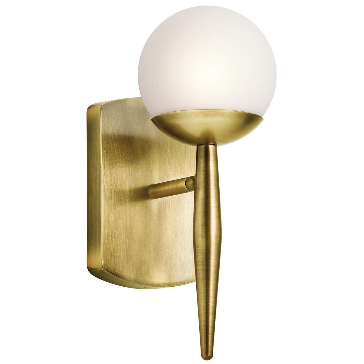 Linear Globe Sconce | Globe, Lights and Globe lights