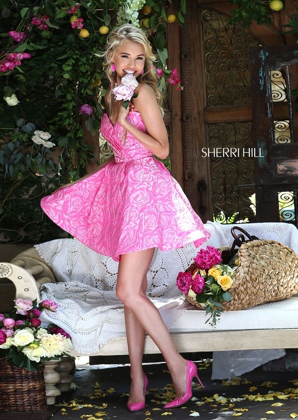 Sherri Hill 50131 | Prom 2016 Collection | Pinterest