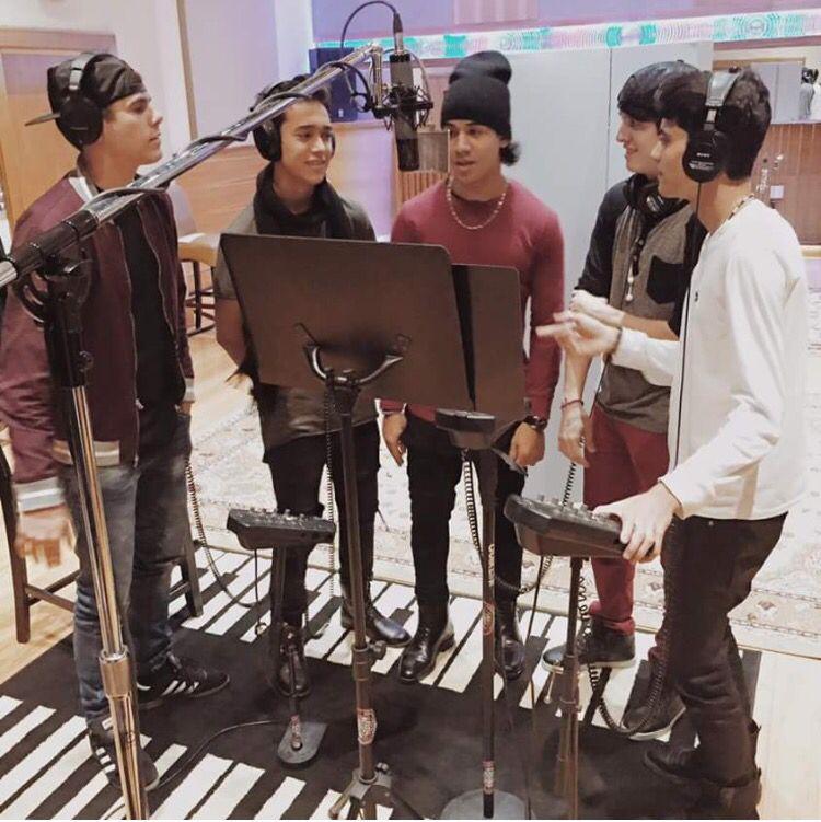 cnco recording ❤✨