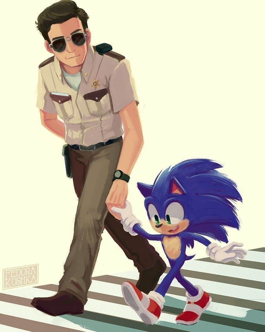 Pin By Raven Espinoza On Sonic The Hedgehog In 2020 Sonic The Movie Sonic Hedgehog Art
