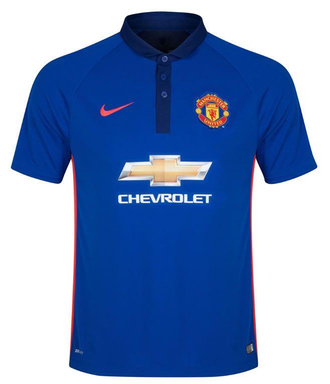 Manchester United 2014 15 Nike Third Kit Manchester United Third Kit Manchester United Manchester United Football Club