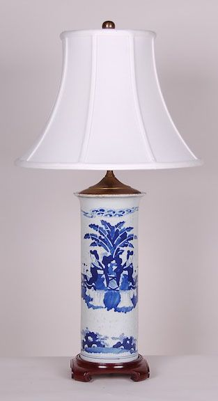 B/W Beaker Lamp: Avala And Summerour Lamps
