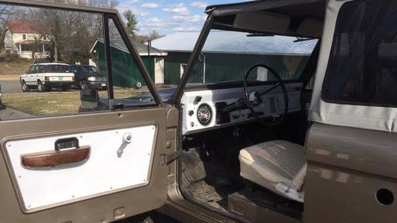 1969 Ford Bronco for sale near LAS VEGAS, Nevada 89119 - Classics ...