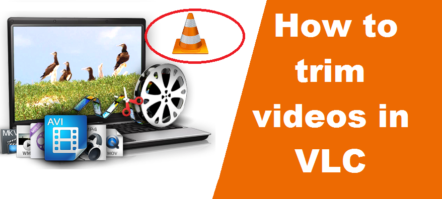 How to trim videos in VLC? Guide Video editing